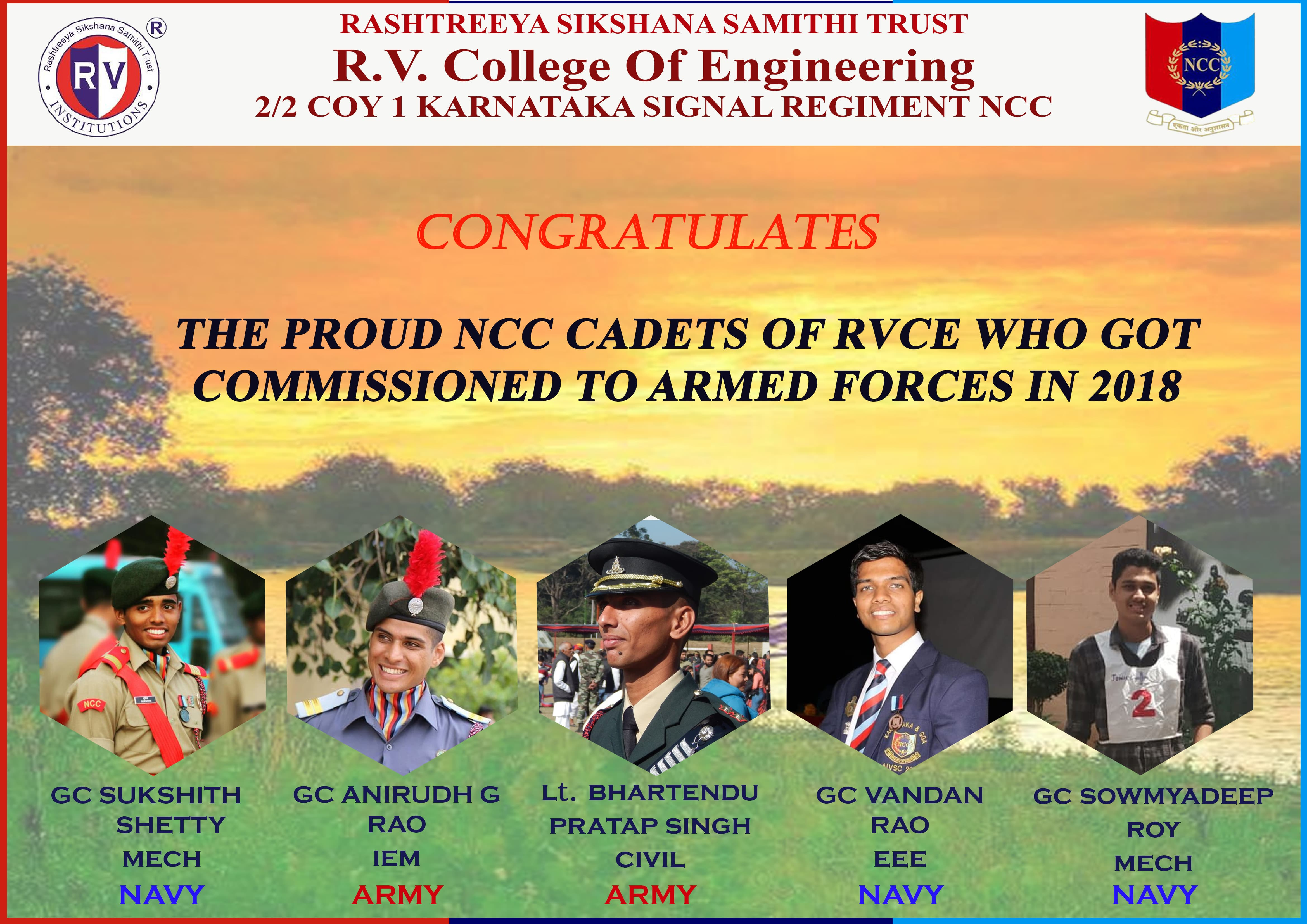 Achievements | R V College of Engineering